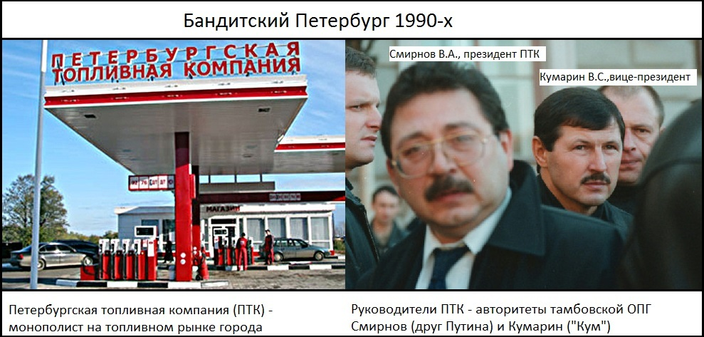 Путин член Тамбовской ОПГ ? V41